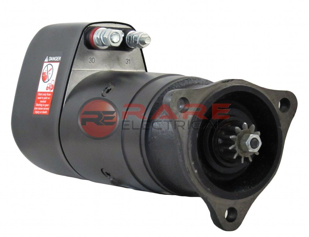 Amazon.com: STARTER MOTOR FITS IVECO 24036P TURBO STAR 24036P TURBO TECH 260 300PC 300PT 30026P: Automotive