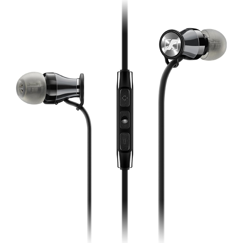 Sennheiser Momentum 2.0 In-Ear Headphones - Black  Amazon.co.uk ... 0c69d07b6c22