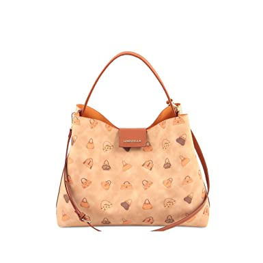 367d8d7b9e BORSA SHOPPERS TRACOLLA LORISTELLA (GLAMOUR) 39x30x16 cm: Amazon.co.uk:  Clothing