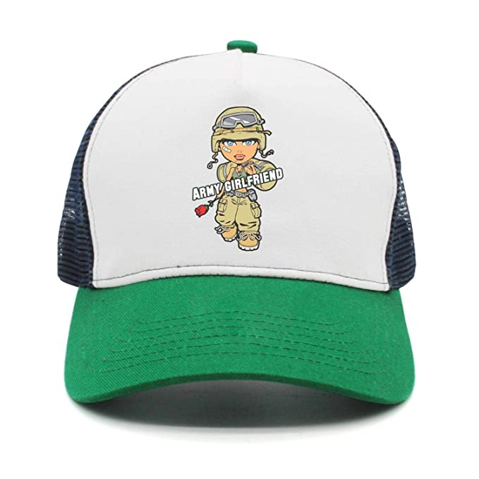 64c1025b292 seventtynine Army Girlfriend and Military Uniform Unisex Trucker Hats  Vintage Snapbacks Mesh Hats