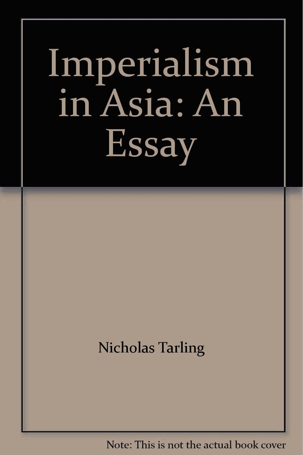 imperialism in asia essay