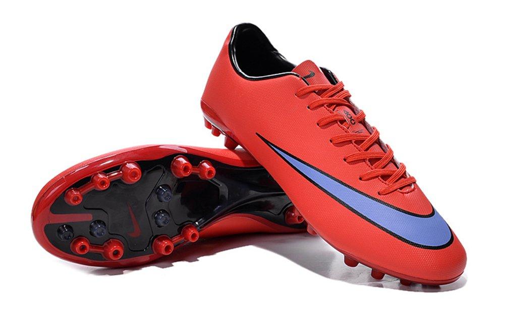 Zhromgyay Schuhe Schuhe Schuhe Herren Orange Mercurial Superfly AG Fußball Fußball Stiefel efdd60