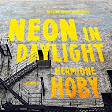 Neon in Daylight Audiobook by Hermione Hoby Narrated by Saskia Maarleveld