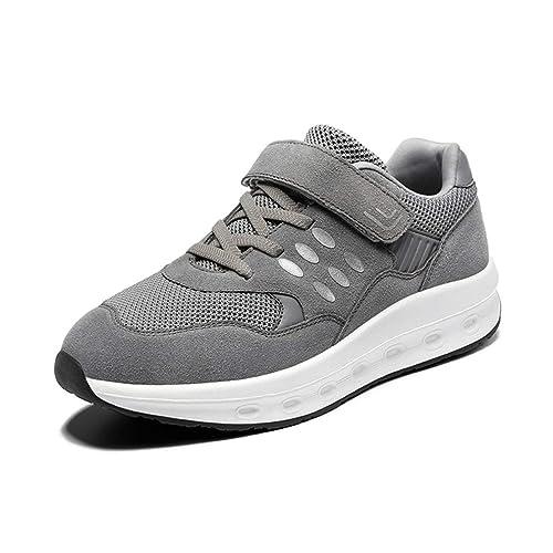 Zapatos de Mujer Zapatos para Caminar/Zapatos Antideslizantes de Mujer Suave mamá Zapatos/Suelas Ligeras Zapatillas de Viaje cómodos: Amazon.es: Zapatos y ...
