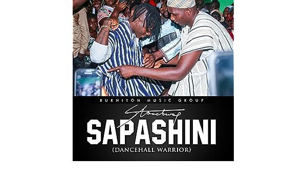 Sapashini (Dancehall Warrior) by Stonebwoy on Amazon Music - Amazon com