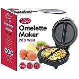 700W Non Stick Omelette Maker Omelette Frying Pan Egg Electric Cooker UK