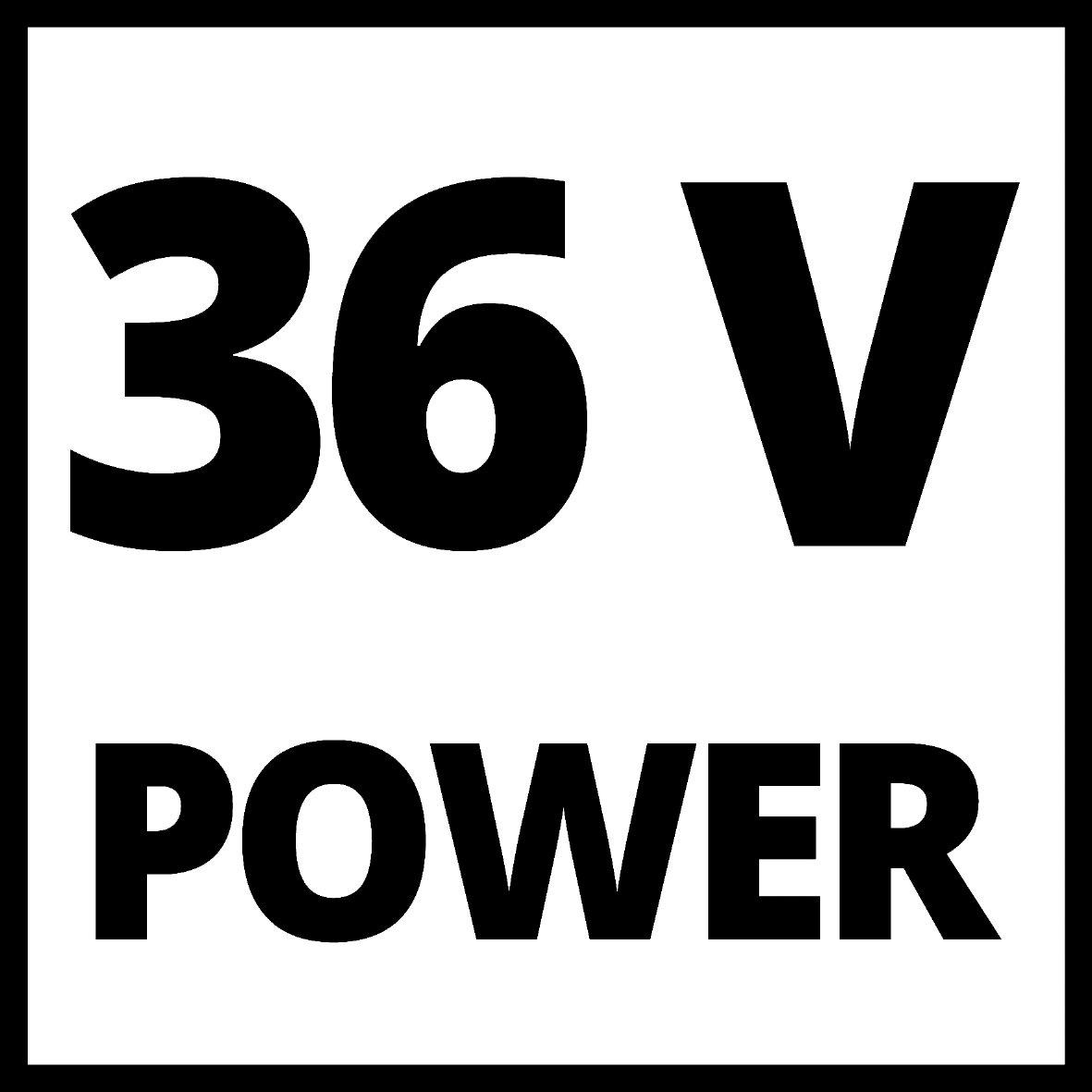 color negro y rojo 8000-13000 rpm Einhell GE-CL 36 Li E Solo Aspirador-soplador de hojas sin cable velocidad del aire 210 km//h volumen 45 l