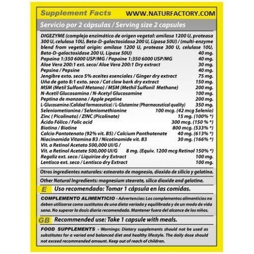 Vitobest Gastro Support Suplemento - 60 Cápsulas