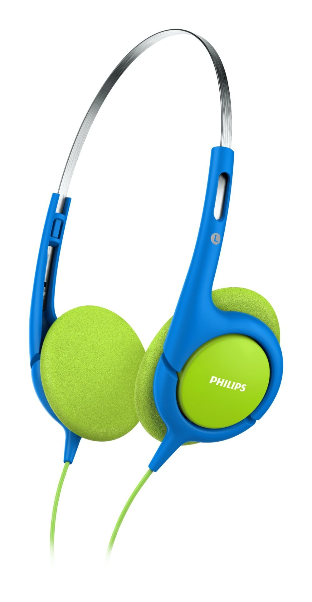 Philips SHK1030/27 Headband Headphones for Kids (Discontinued by Manufacturer) by Philips