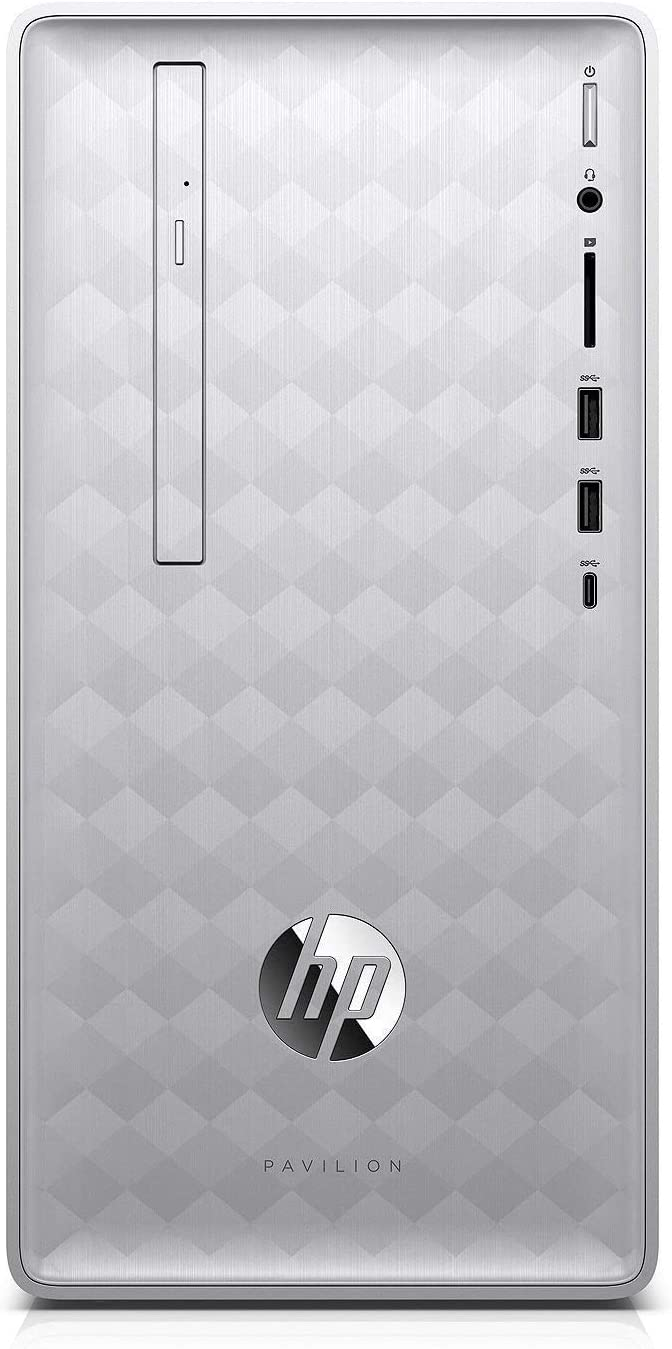 2018 HP Pavilion Desktop Computer, 8th Gen Intel Hexa-Core i5-8400 up to 4.0GHz, 16GB DDR4 RAM, 1TB 7200RPM HDD 256GB SSD, DVDRW, RX 550 2GB, WiFi 802.11ac, Bluetooth 4.2, USB 3.1, HDMI, Windows 10