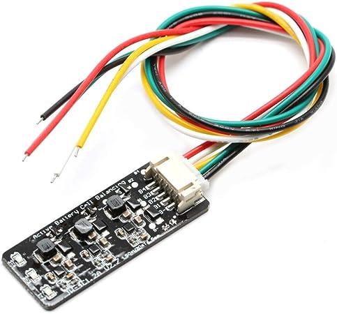 1 X 4s Li Ion Lifepo4 Lfp Akku Active Equalizer Bms 1 2 Elektronik