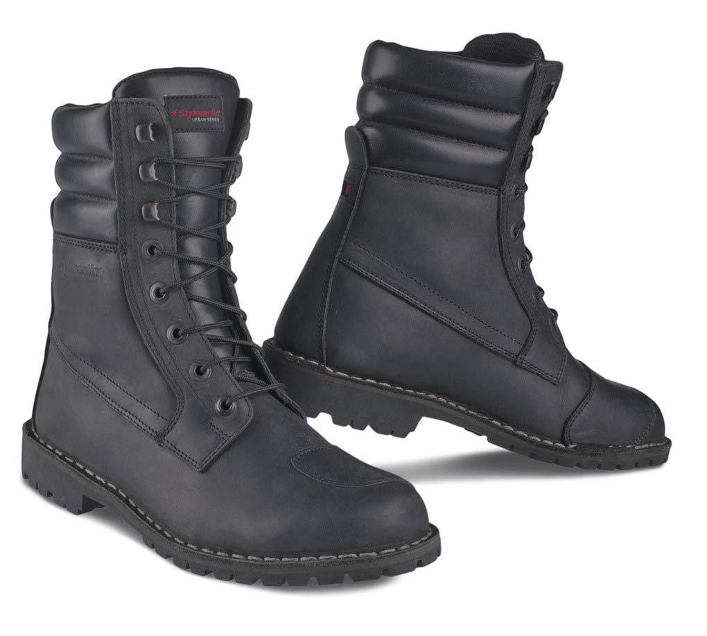 Stylmartin Indian Boots (47) (Black)