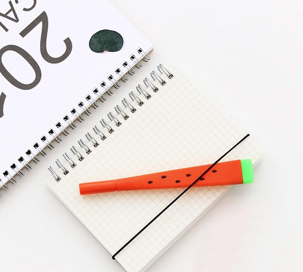 Hosaire 1Pcs Stylos Encre Motif de Coccinelle Stylo Gel Partenaire d/écriture Crayons Stylo /à Bille Mignonne Cadeau Id/éal pour les Enfant Fournitures Scolaires