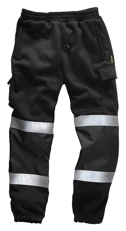 Standsafe HV021 - Xxl pantalones de entrenamiento de seguridad ...