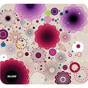 Allsop Retro Floral - Mouse Pad (30594) by Maris's Diary