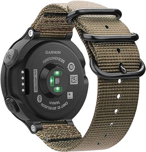 Fintie Correa Compatible con Garmin Forerunner 235/220/230/620/630/735XT: Amazon.es: Electrónica