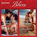 Compromising Positions & Her Sexy Marine Valentine | Kate Hoffmann,Candace Havens