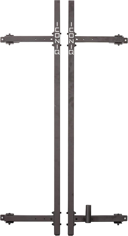 Iconiq Half Rack CF 200 - Bastidor Plegable para Montaje en ...