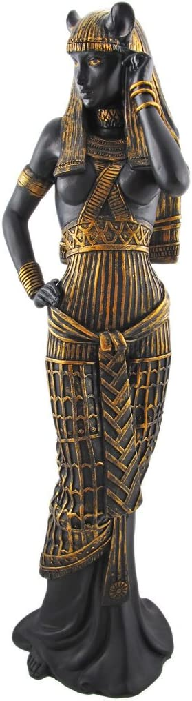 PTC 10.75 Inch Flirty Bastet Egyptian Mythological Goddess Statue Figurine