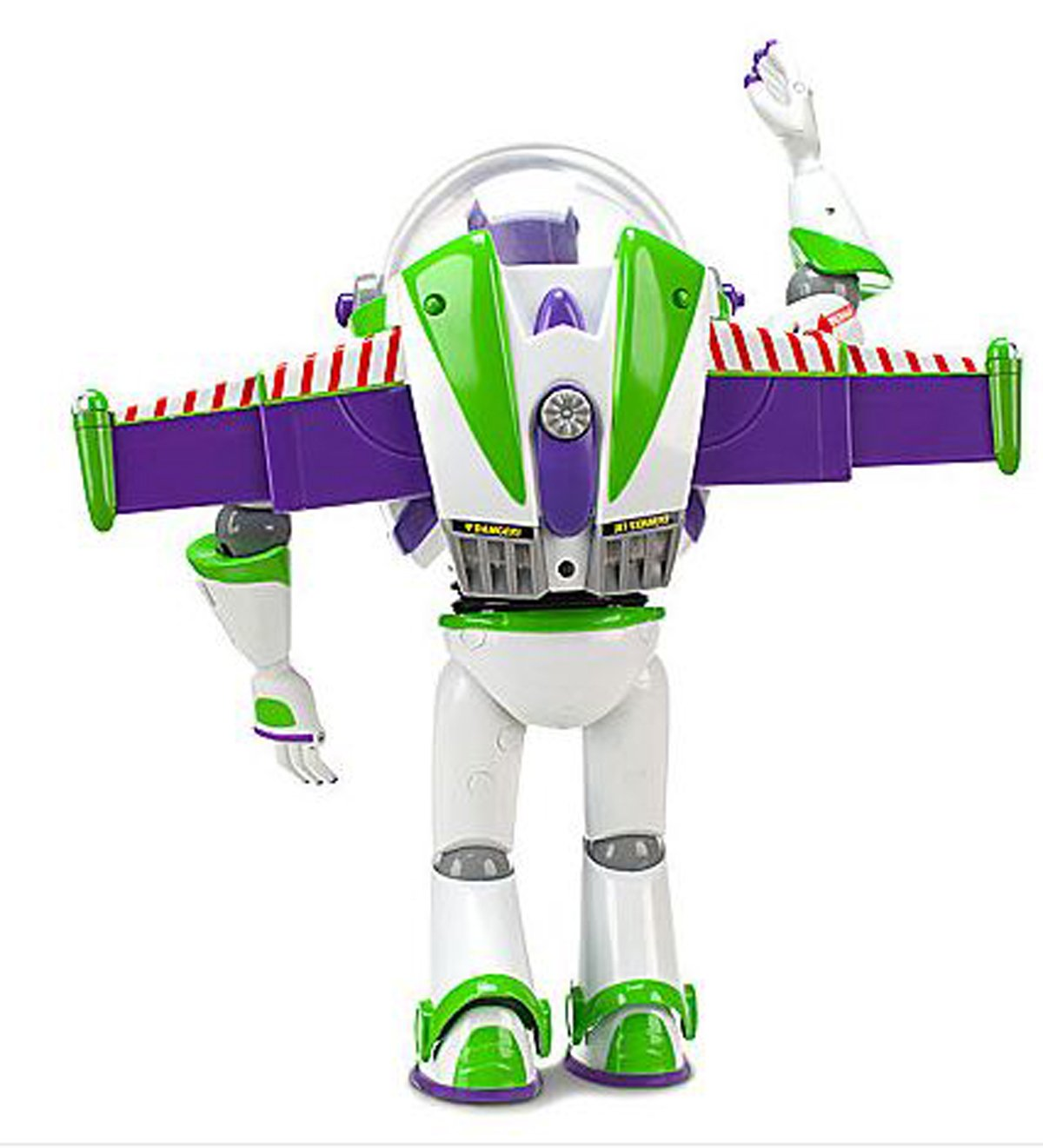 Attractive Amazon.com: TS3 Buzz Lightyear English Spanish Talking Action Figure: Toys  U0026 Games