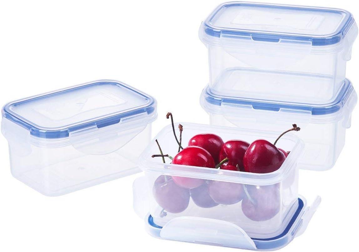 EASYLOCK - Juego de recipientes herméticos para Alimentos, sin BPA ...