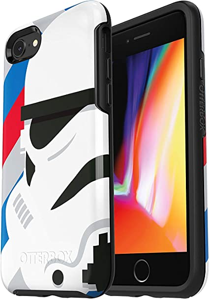 OtterBox SYMMETRY SERIES STAR WARS Case for iPhone 8 PLUS & iPhone ...