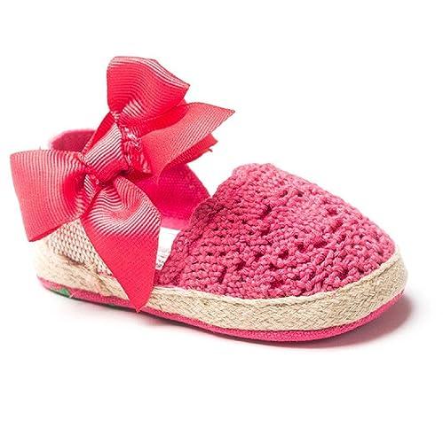 1a4176535 Bebé Prewalker Zapatos Auxma Primeros Pasos para bebé-niñas