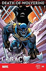 Death of Wolverine: The Logan Legacy #5 (of 7) (English Edition)