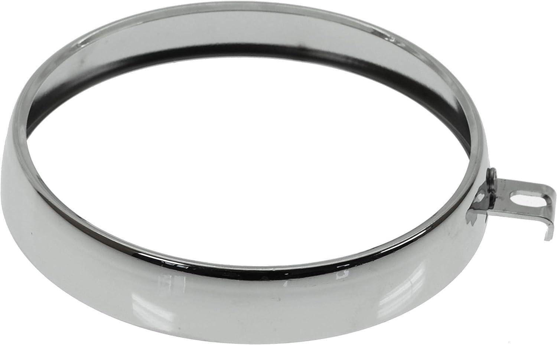 Scheinwerferring Chrom Für Simson S50 Lampenring Alter Typ Breit Auto