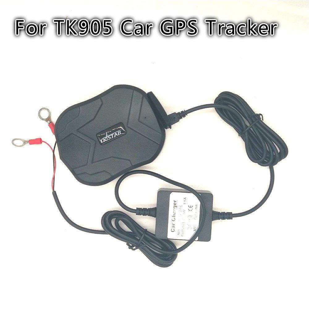 automobile voiture Transformateur Convertisseur de tension Inverter 12 V /& 24 V en 5 V pour tous Android Micro USB Port Android GPS Tracker tk905 tk915 TK102B tk906 tk907b tkstar Chargeur voiture