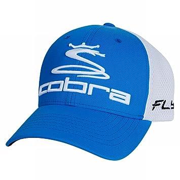 87d360ac41b King Cobra Pro Tour Fly-Z Sport Mesh Cap (Strong Blue