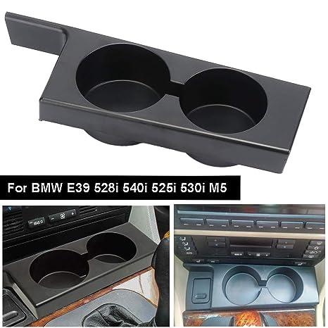 Amazon.es: BMW E39 frontal doble portavasos actualización para 97 ...