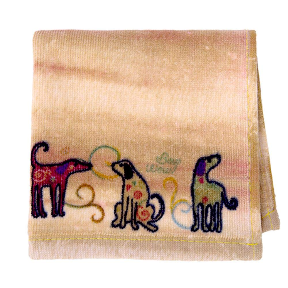 GreaterGood Festival Pet Bath Towels (Bath Towel, Cat)