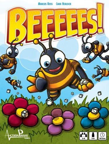 Beeeees! Cover Art
