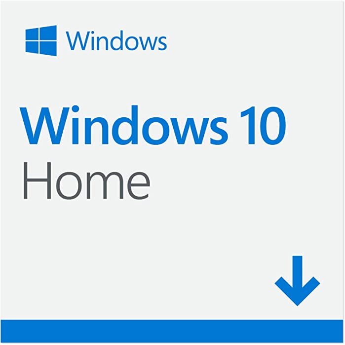 Top 9 Microsoft  Windows 10 Home 64