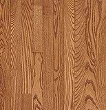 Bruce Hardwood Floors CB216 Dundee Strip Solid Hardwood Flooring, Butterscotch