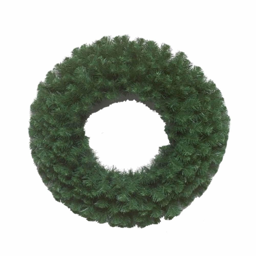 Vickerman 30'' Unlit Douglas Fir Wreath