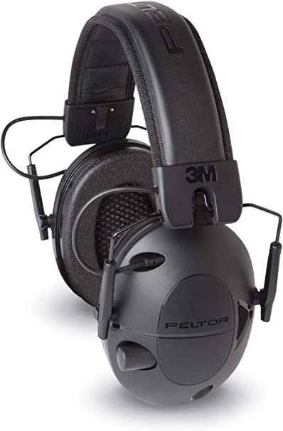 Peltor Sport Tactical 100 Hearing Protection & 3M Kids Hearing Protection Plus
