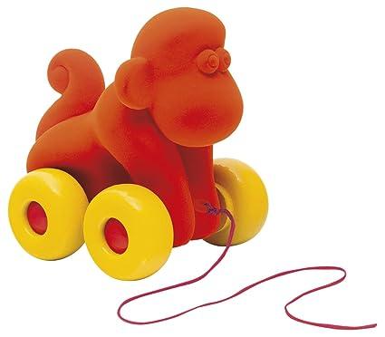 Amazon.com: Rubbabu – Jeux de Construction – Monkey to Pull ...