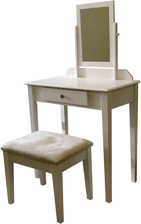 ORE International Vanity Set, White