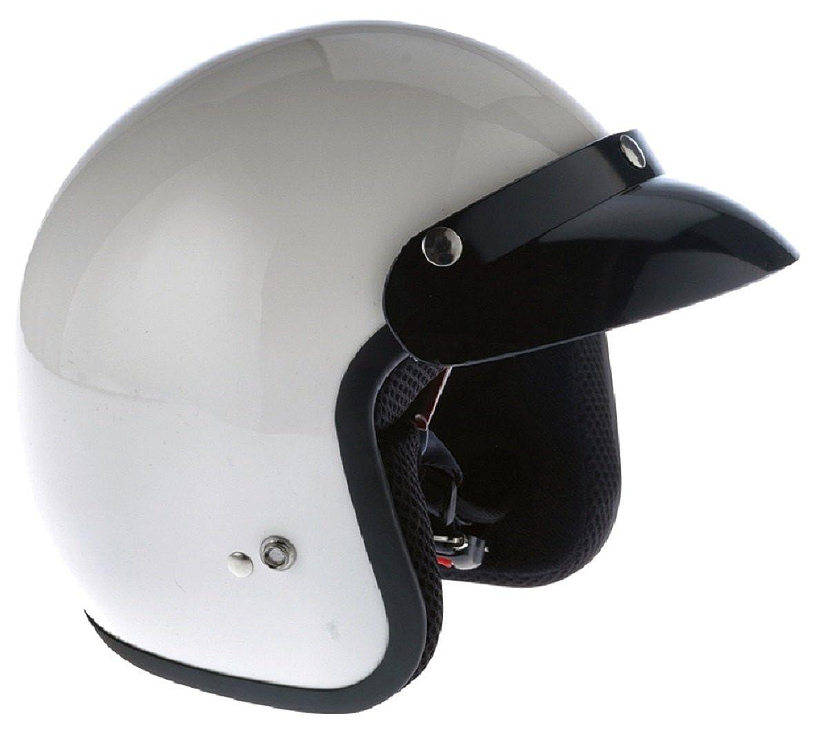 Viper RS 04 Diseño con Cara al Descubierto para Moto y Casco ...