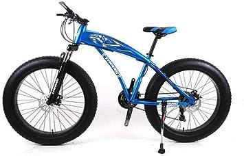 Wyyggnb Bicicleta De Montaña, Bicicleta Plegable De 24 Pulgadas De ...