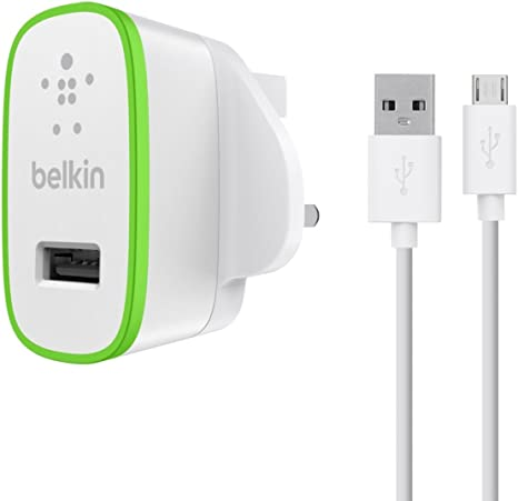 belkin wall charger 5v 2a usb