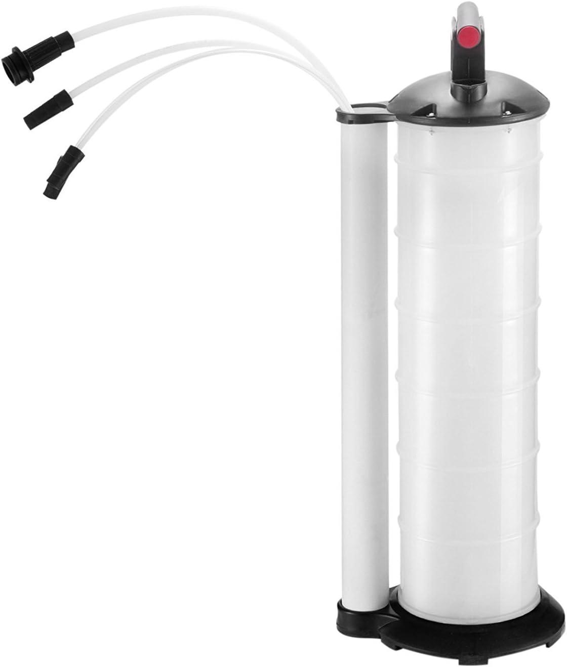 Guellin 7L Extrator de Aceite Manual Extractor de Líquido Extrator Portátil de Tanque de Bomba Extractor de Bomba para Cambio del Aceite de Vacío