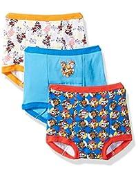 Nickelodeon Paw Patrol Boy - Pantalón de Entrenamiento para niño (3 Unidades)