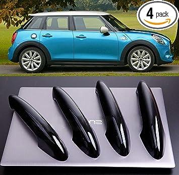 Union Jack Door Handle Cover Trim For MINI Cooper F56 F57 Hatchback Convertible