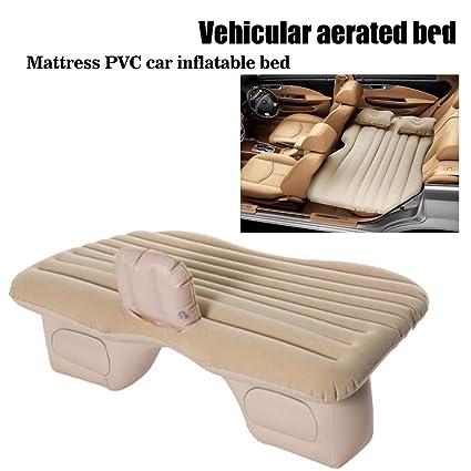 Amazon.com: Colchón hinchable para coche, camping de viaje ...