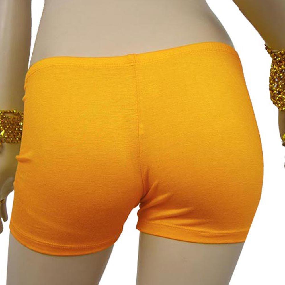 ESHOO Women Belly Dance Costume Cotton Safety Underwear Yoga Gym Short Pants Tight Leggings
