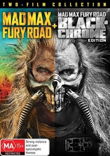 Mad Max: Fury Road - Black & Chrome Edition [NON-USA Format / Region 4 Import - Australia]