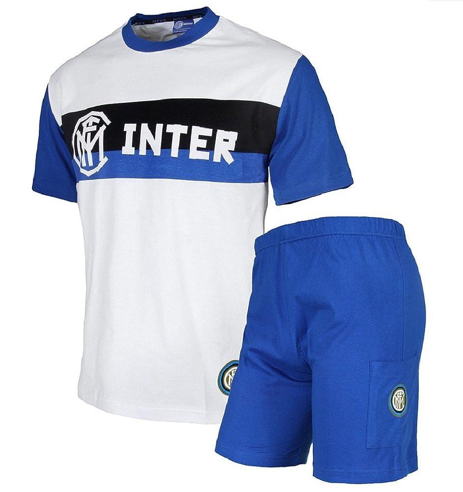 PLANETEX Pijama Hombre Completo Internacional Ropa Inter Fútbol * 24102: Amazon.es: Ropa y accesorios